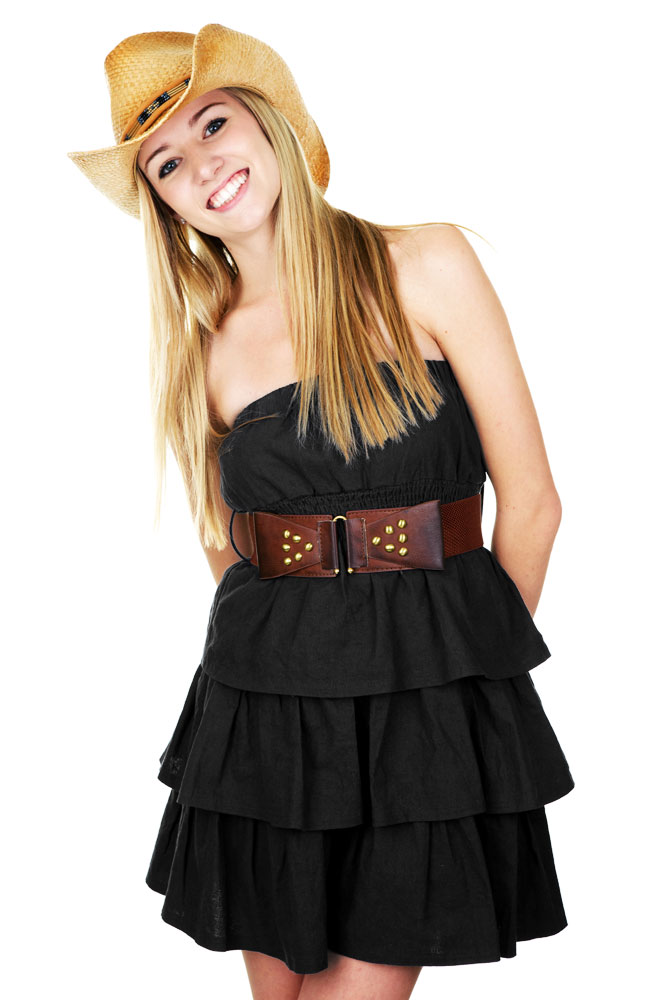 Gusso Casual Strapless Dress