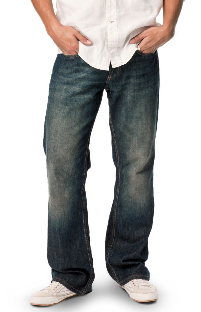 Hermitage Collection Loose Fit Jeans