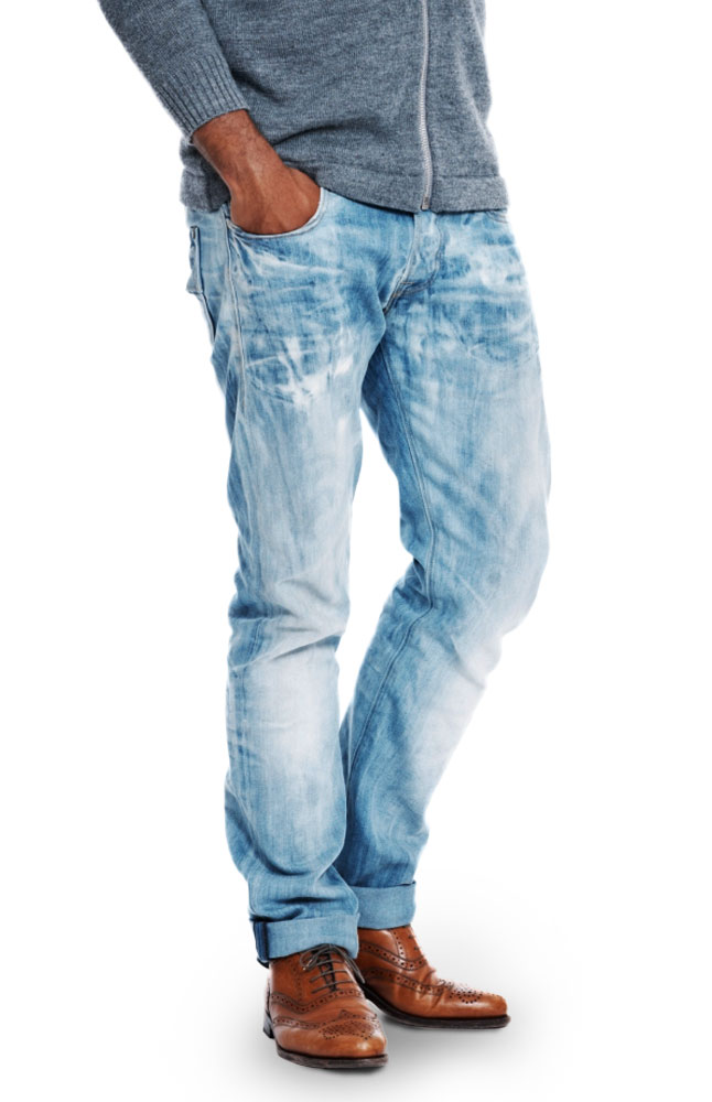 Albini Relaxed Fit Jeans