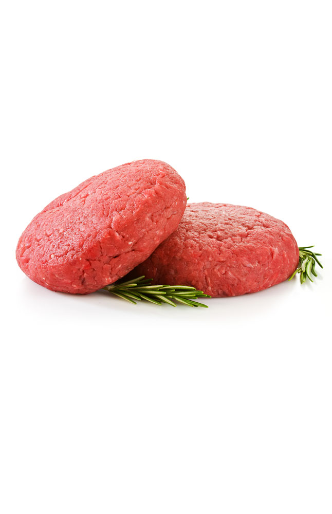 Grass Fed Hamburgers