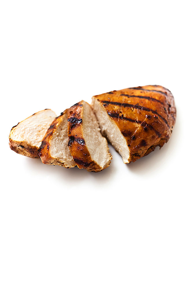Seasoned Chicken Breasts
